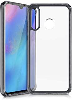 ITskins Cover Protection for Huawei P30 Lite, Clear and Black