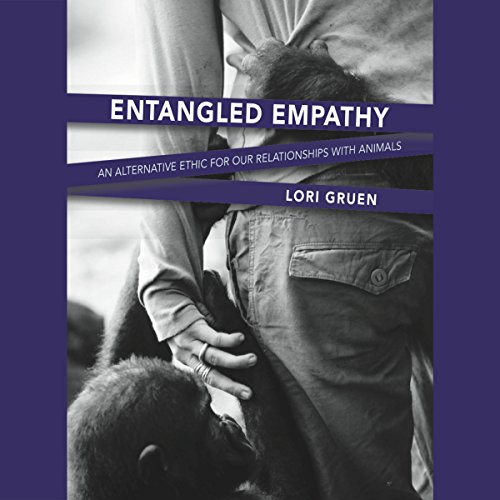 Entangled Empathy audiobook cover art