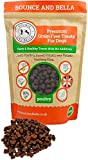 Bounce and Bella Grain Free Dog Training Treats - 800 Tasty & Healthy Treat Pack - 80% Fresh Poultry Meat, 20% Potato & Sweet Potato - Hypoallergenic Treats for Dogs with Sensitive Stomachs