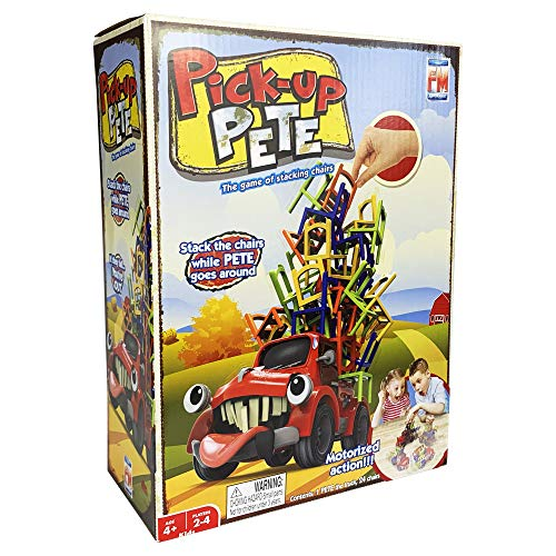 Fotorama Pick Up Pete | The Ultimate Chair Stacking Game! Perfect for Remote Family Home Entertainment