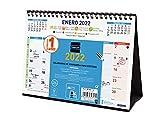 Finocam - Calendario 2022, Español, Sobremesa S - 210x150 mm