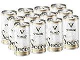 12 x Vimio Secco Frizzante Bianco Perlwein Weiß 10