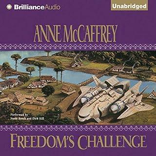 Freedom's Challenge audiobook cover art