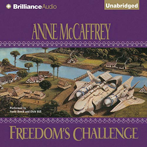 Freedom's Challenge audiobook cover art