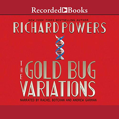 The Gold Bug Variations audiobook cover art