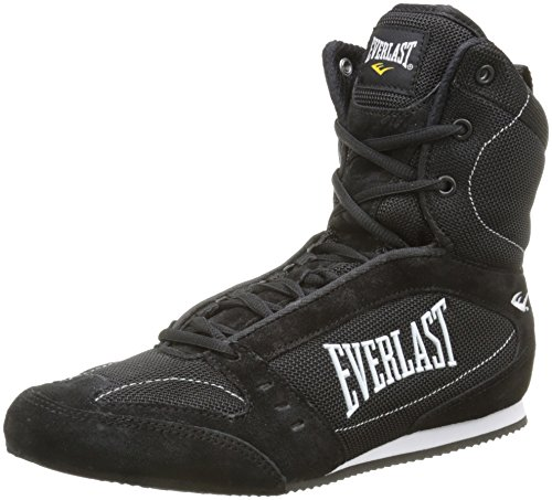 Everlast Erwachsene Boxartikel 8003 Hi Top Boxing Boot, Black, 38