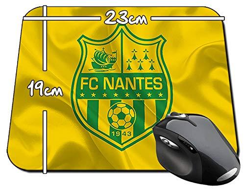 Football Club de Nantes Tapis De Souris Mousepad PC