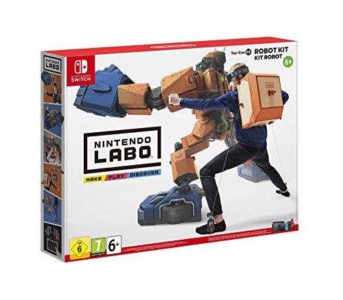 Nintendo Labo: Kit Robot - Nintendo Switch