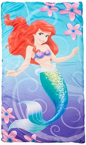Disney Princess Little Mermaid Ariel Shimmer and Gleam Slumber-Bag