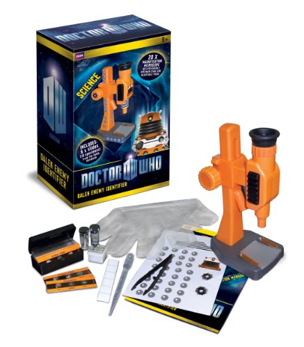 Doctor Who – Dalek Enemy Identifier – Identificateur Ennemis des Daleks – Microscope x20 (Import UK)