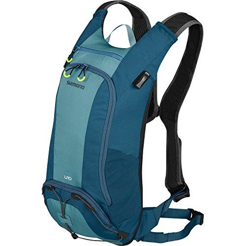 SHIMANO Unzen II Trail Backpack 10 L Aegean Blue 2019 Rucksack