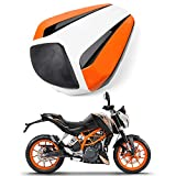 Artudatech Motocicleta Funda para Asiento Trasero Carenado, Moto Rear Seat Cowl Moto Colin para K-T-M 125 Duke 2011-2015 200 390 Duke 2012-2015