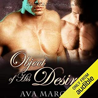 Object of His Desire audiobook cover art