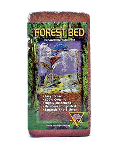 T-Rex Reptile Terrarium Substrate - Forest Bed - Brick