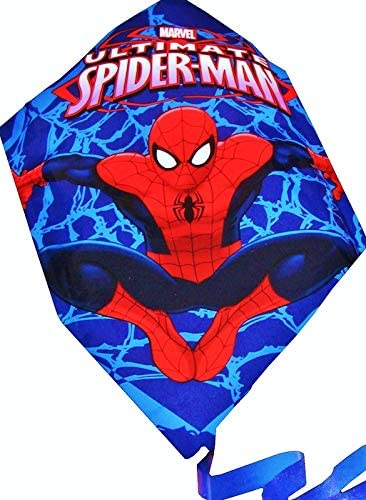 Kite Ultimate Spider-Man Memphis Mall free shipping Character 22.5