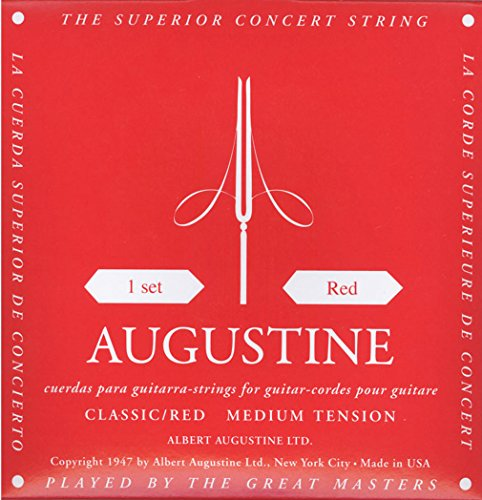 Augustine Acoustic Guitar Bag (AUGRED)