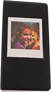 F Fityle Photo Album Book for Fujifilm Instax Square SQ20/SQ10/SQ6/SP3 with 64 Pockets - Black