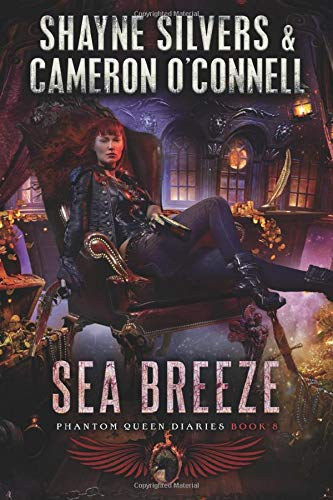 Sea Breeze: Phantom Queen Book 8 - A Temple Verse Series (The Phantom Queen Diaries, Band 8)
