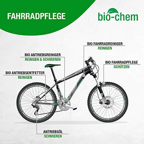 Bio-Chem Bio Antriebsreiniger Chain Care Kettenpflege 2 in 1 zum Reinigen und Schmieren 500 ml - 3