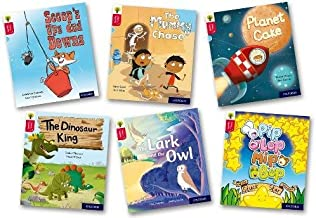 Oxford Reading Tree Story Sparks: Oxford Level 4: Mixed Pack of 6