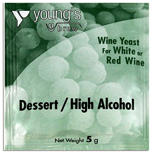 Youngs Dessert/High Alcohol Yeast
