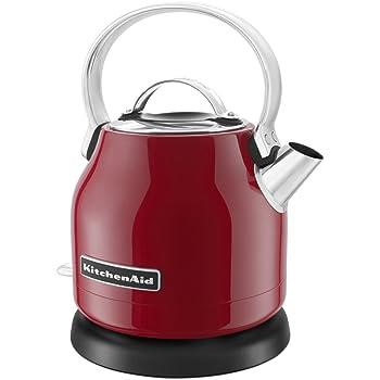 【並行輸入】KitchenAid キッチンエイド KEK1222ER 1.25-Liter Electric Kettle - Empire Red 電気ケトル