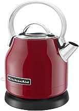 KitchenAid KEK1222ER 1.25-Liter Electric Kettle - Empire Red