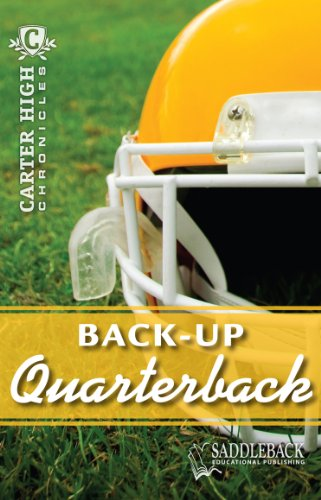 Back-Up Quarterback (Carter High Chronicles)