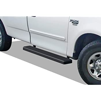 Amazon Com Autozensation For Ford F150 F250 Reg Regular Cab 3 Chrome Running Boards Side Step Nerf Bar Automotive