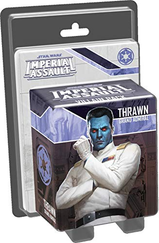Fantasy Flight Games Star Wars Imperial Assault Thrawn Villain Pack - English