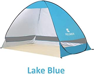 Image of MARKER Tent for Camping Camp Tent 3-4 Person Family Tent Waterproof Backpacking Canopy Tent Great for Hunting Outdoor Hiking Picnic (Color : A)