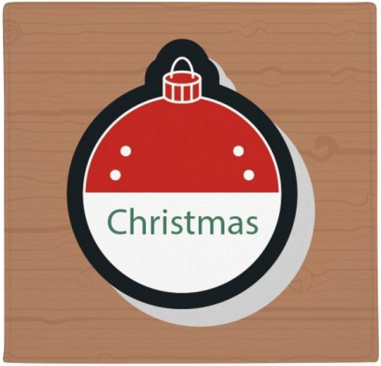 wholesape barato DIYthinker Planta Pet Square Alfombra Alfombra Alfombra de su casa Puerta de la Cocina de 80 cm Placa Navidad de la Historieta Icono Antideslizante 80 X 80cm  precios mas baratos