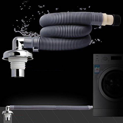 Slang Wddwarmhome Wasmachine Afvoer Pijp Verleng De Buis Riool Verlengen De