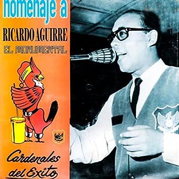 Homenaje A Ricardo Aguirre