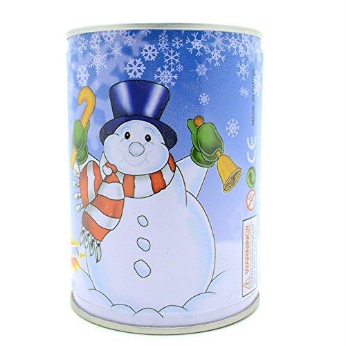 Instant Xmas Magic Snow Powder Reusable Artificial Christmas Decoration, Home & Garden Home Decor
