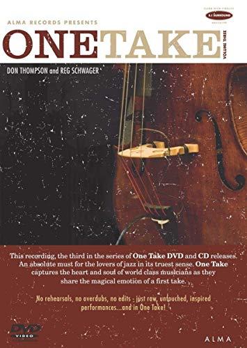 Don Thompson And Reg Schwager - One Take: Volume Three [Edizione: Regno Unito]