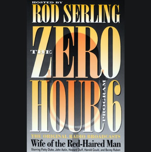 The Zero Hour, Program Six  By  cover art