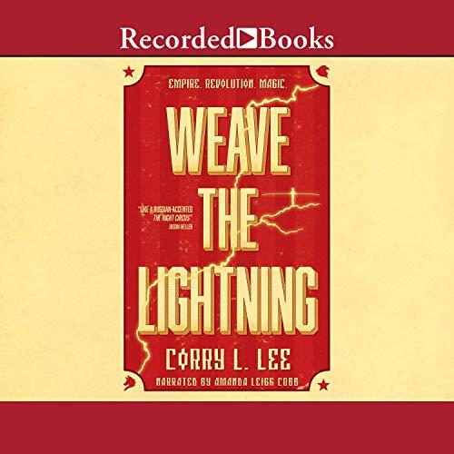 Weave the Lightning cover art