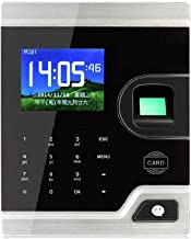 Time Attendance Machine Office Electronics Biometric Fingerprint Time Attendance Clock Recorder Digital Electronic Reader ...