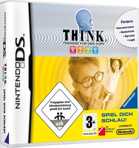 THINK® Kids - Spiel dich schlau! [import allemand]