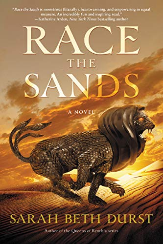 Race the Sands: A Novel