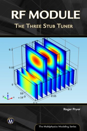 RF Module: The Three Stub Tuner (Multiphysics Modeling Series) (English Edition)