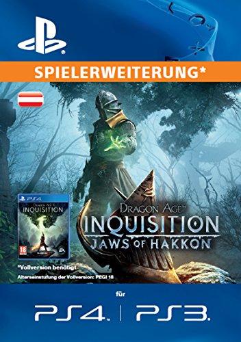 Dragon Age Inquisition - Hakkons Fänge [Spielerweiterung][PS4 PSN Code - österreichisches Konto]