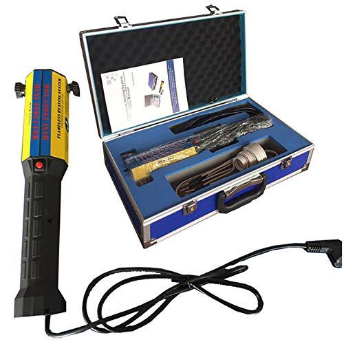 Extracción de tornillos de cabeza rota profesional calentador de inducción coche herramientas...