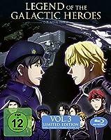 Legend of the Galactic Heroes: Die Neue These: Volume 3 / inkl. Sammelschuber