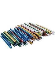 Universele lijmpatronen voor hete lijmpistolen | lijm sticks | Ø 7 mm | 10 cm lang | 100 stuks