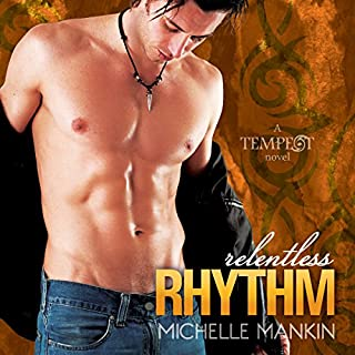 Relentless Rhythm audiobook cover art