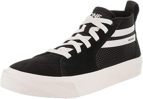 Skechers One Wohommes Champ Ultra noir noir noir blanc Décontracté chaussures 7.5 femmes US 174