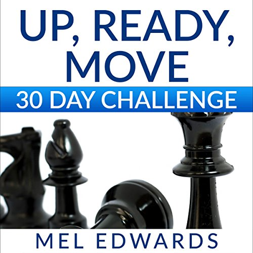 Up, Ready, Move 30 Day Challenge audiobook cover art