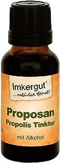 Proposan Propolis Tinktur 50 ml Flasche als Tropfen - Imkergut